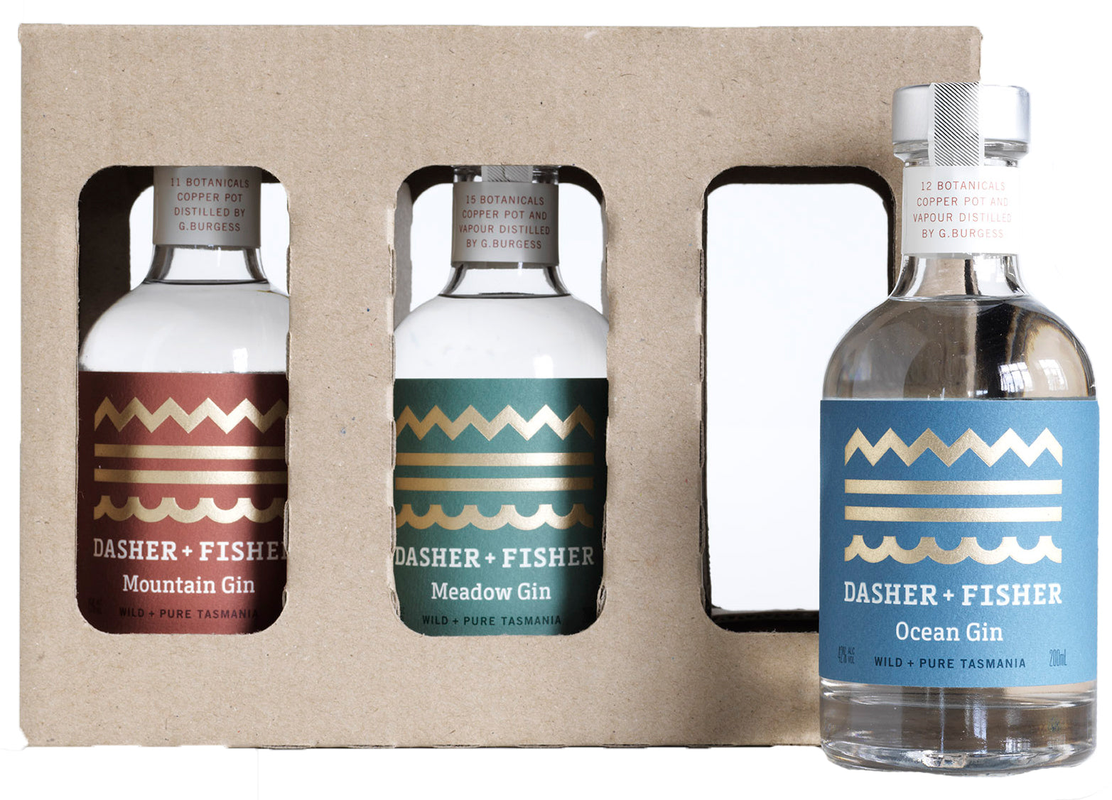 Dasher + Fisher Gift Pack