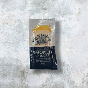 King Island Dairy 'Stokes Point' Smoked Cheddar