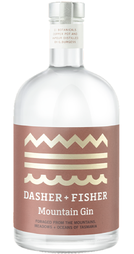 Dasher + Fisher Mountain Gin 500ml