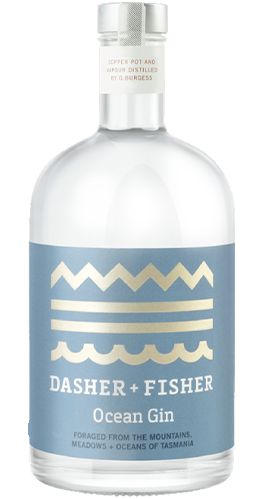 Dasher + Fisher Ocean Gin 500ml