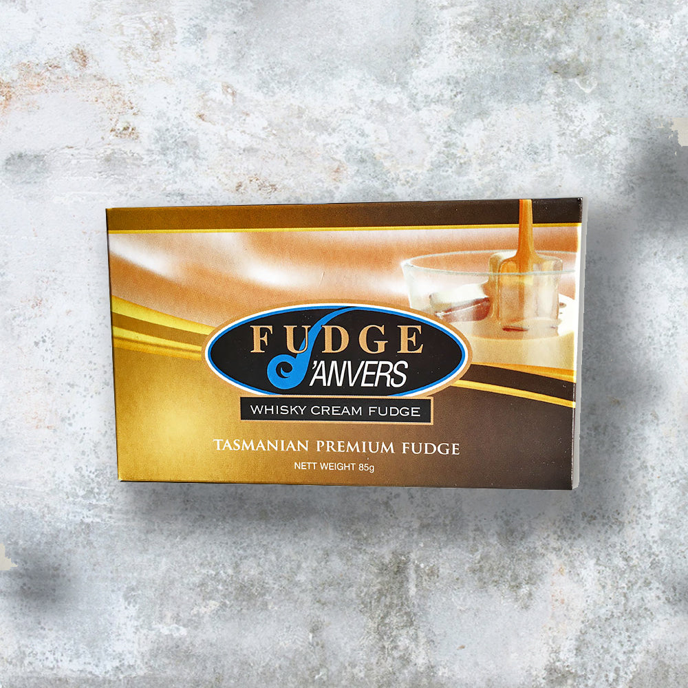 Anvers Chocolate – Fudge D'Anvers Whisky Cream
