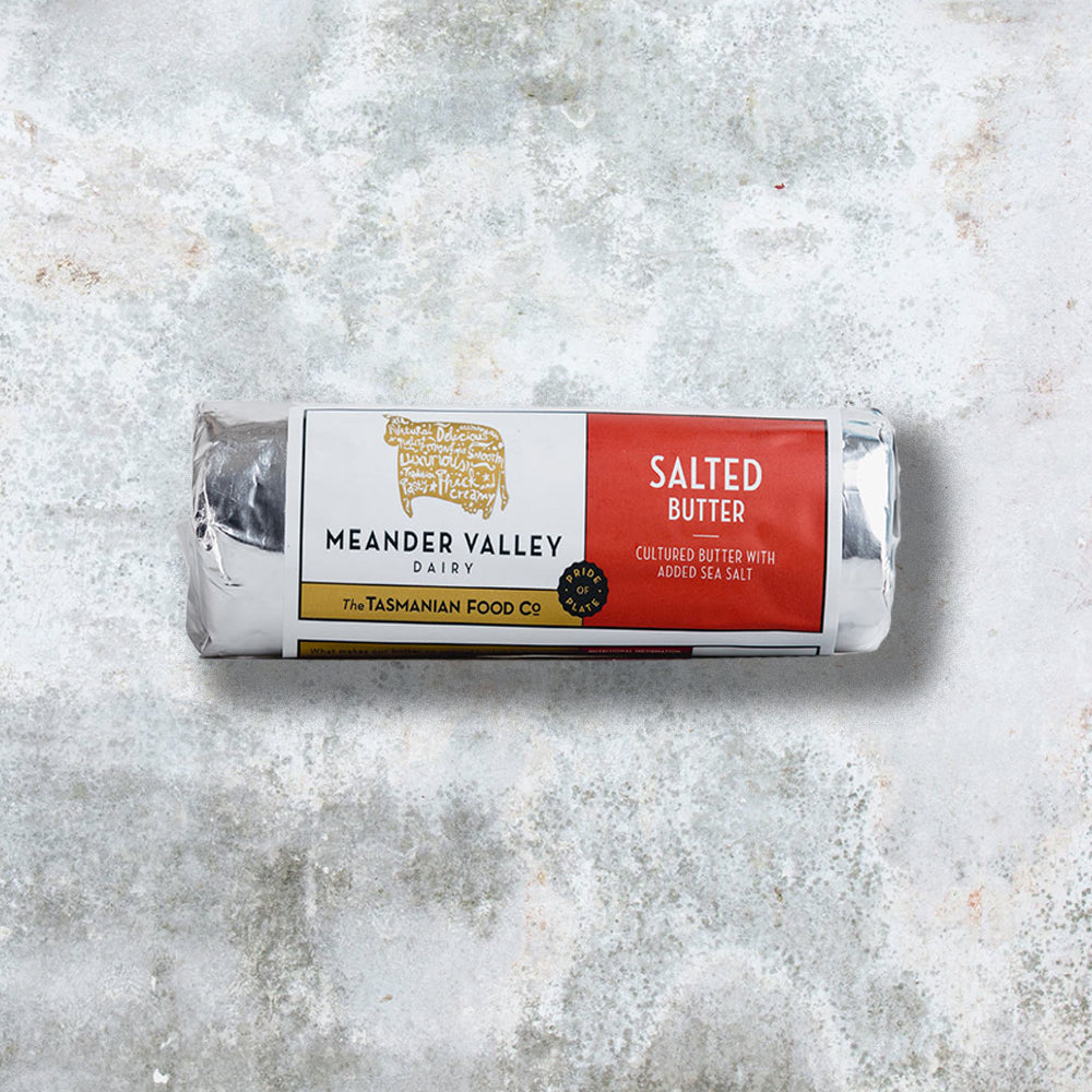 Meander Valley Dairy Salted Cultured Butter