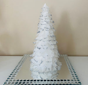 Feather Christmas Tree