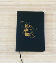 Load image into Gallery viewer, Black Girl Magic Notebook from Effie's Paper