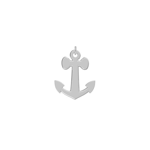 925 Collectable Charms Anchor Pendant - PENDANT - [variant.title]- Borboleta