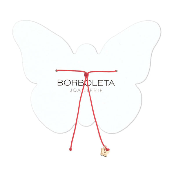 Red String - Special Connection - BRACELET - [variant.title]- Borboleta