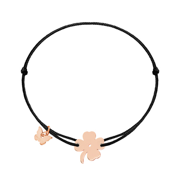 Classic Clover Bracelet - Rose Gold Plated