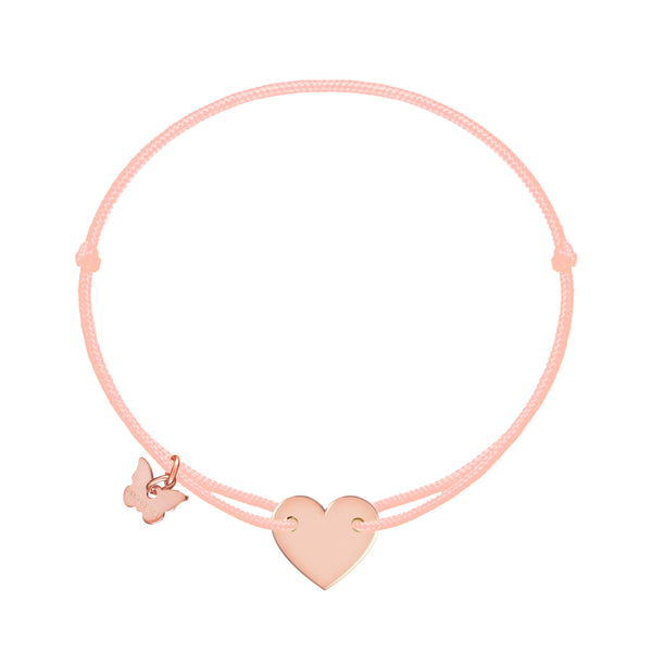 Classic Love Bracelet - Rose Gold Plated