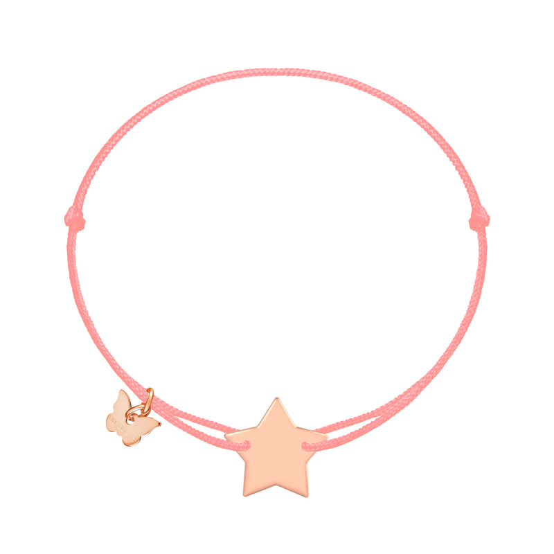 Classic Star Bracelet - Rose Gold Plated