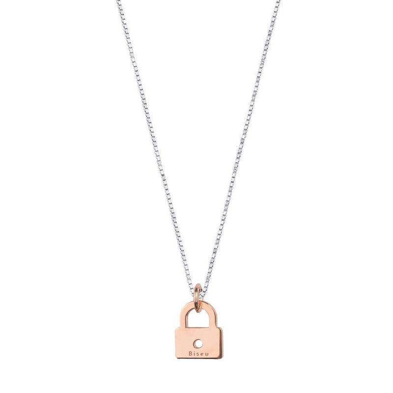 Bisou - My Keylock Necklace - NECKLACE - [variant.title]- Borboleta