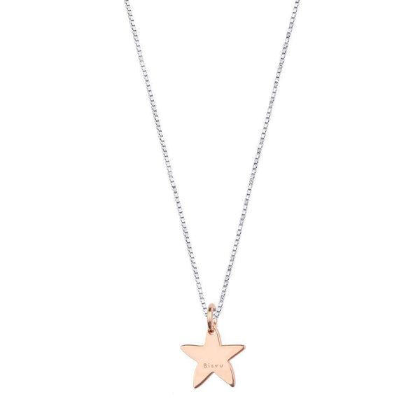 Bisou - My Wandering Star Necklace - NECKLACE - [variant.title]- Borboleta
