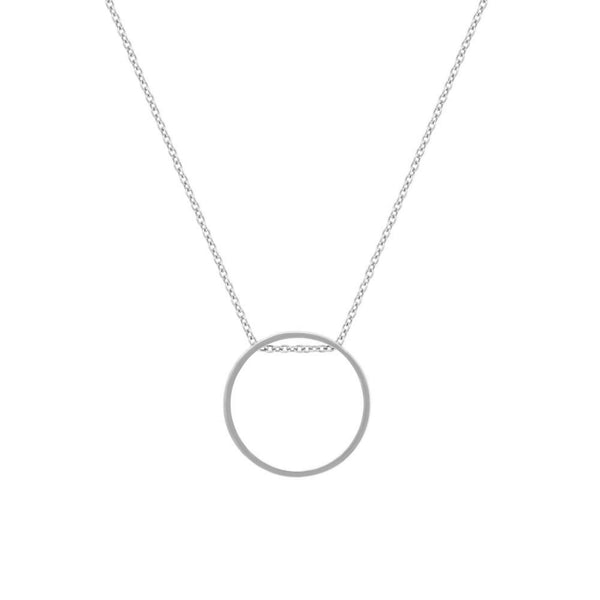 Ring Necklace - NECKLACE - [variant.title]- Borboleta