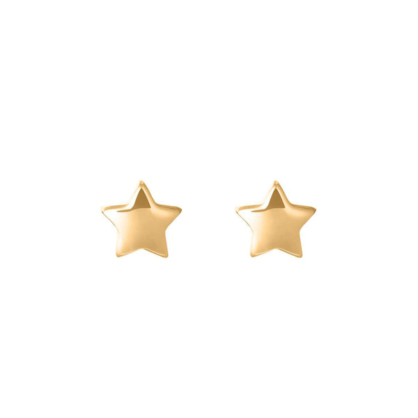 Lucky Star Earrings - EARRINGS - [variant.title]- Borboleta