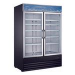 Adcraft - USRFS-2D/54 - U-Star Refrigerated Merchandiser 45.0 Cu Ft.