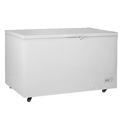 Adcraft - BDCF-10 - Black Diamond Chest Freezer 9.6 Cu Ft. Capacity
