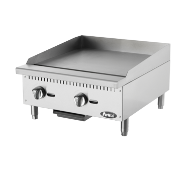Atosa - ATMG-24 Heavy Duty Griddle 24 inch