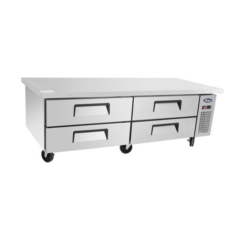 Atosa - MGF8453GR Chef Base two- section