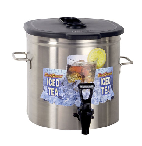 TDO-3.5 Oval Iced Tea Dispenser - 37100