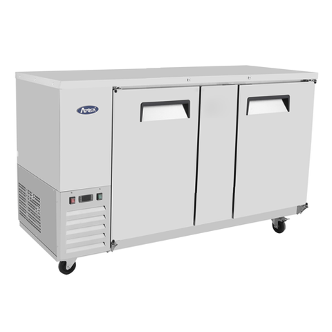 Atosa - MBB69-GR Refrigerated Back Bar Cooler 21.5 cu. ft.