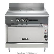 "Vulcan V Series Heavy Duty Range 18"" - V1FT18B"
