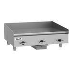 "Vulcan Hvy Dty Electric Griddle 48"" W - HEG48E"