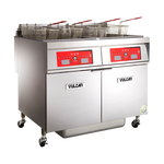 "Vulcan PowerFry Gas Fryer 42"" W - 2VK85DF"