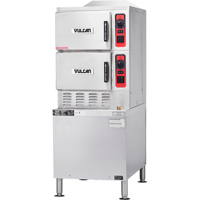 Vulcan Convection Steamer Direct Steam - C24DA10