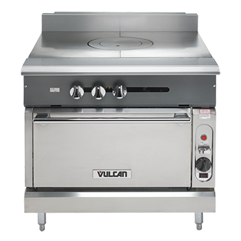 "Vulcan V Series Heavy Duty Range 36"" - V1FT36S"