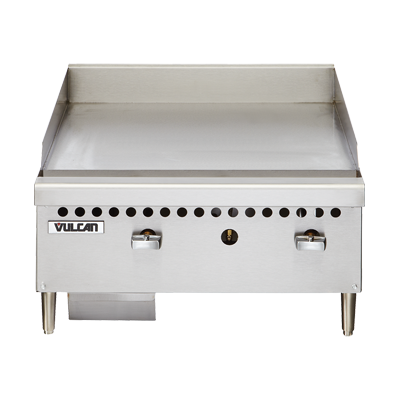 "Vulcan Hvy Dty Electric Griddle 24"" W - HEG24E"