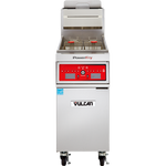 Vulcan V Series Heavy Duty Range Match Fryer with Filter - VFRY18F