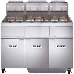 "Vulcan Fryer Gas 63"" W - 3GR65MF"