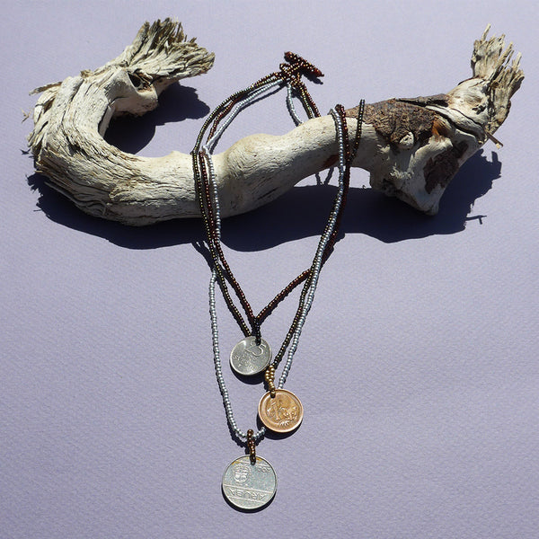 Abundance Necklace, Guatemala