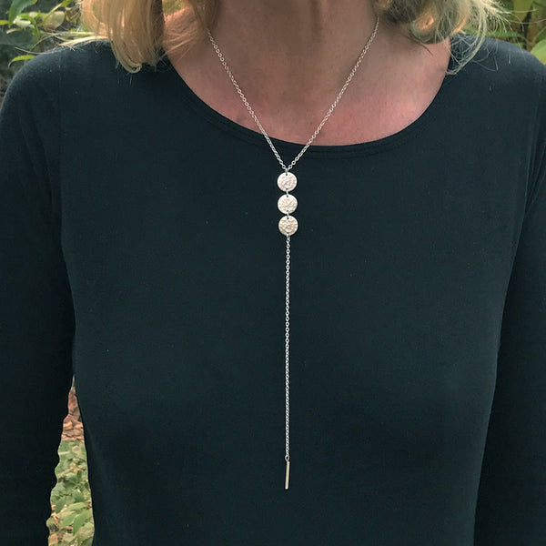 Self Confidence Necklace - Silver, Guatemala