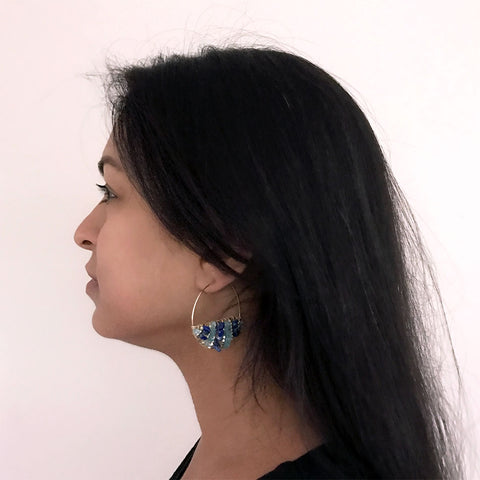 Bold and Beautiful Hoops, India
