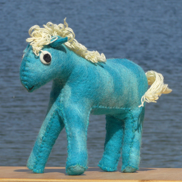 Buck the Blue Pony, Nepal