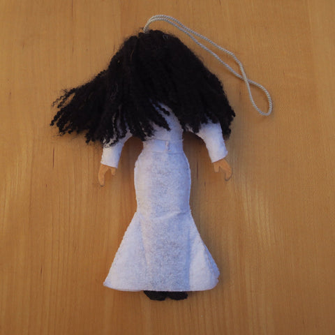 Diana Ross fair trade ornament