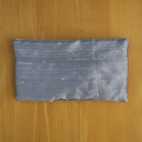 Fair trade meditation eye mask pillow