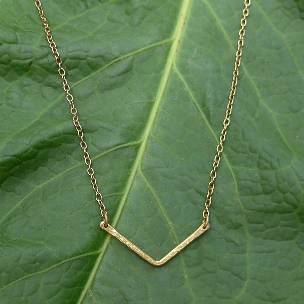 Journey Necklace - Gold, India