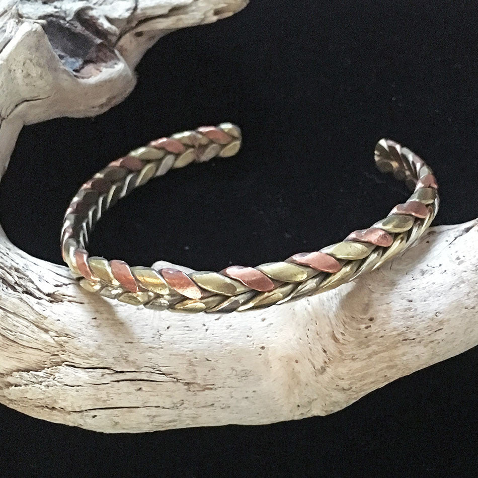 Men's Healing Energy Bracelet - Wave, Nepal