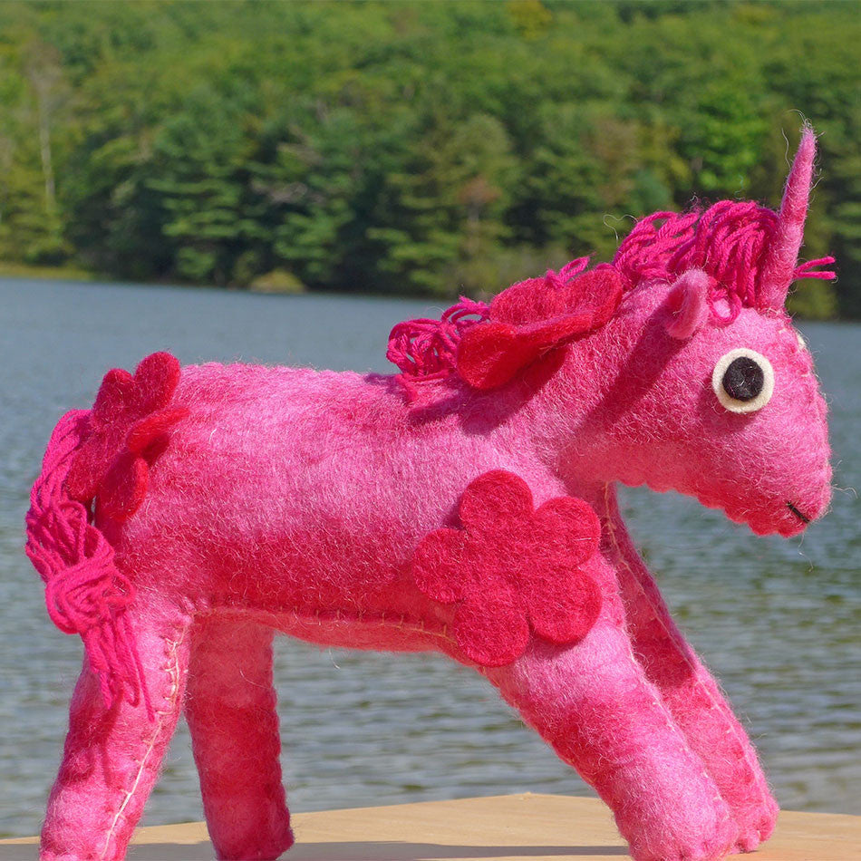 Ursula the Unicorn - Pink, Nepal