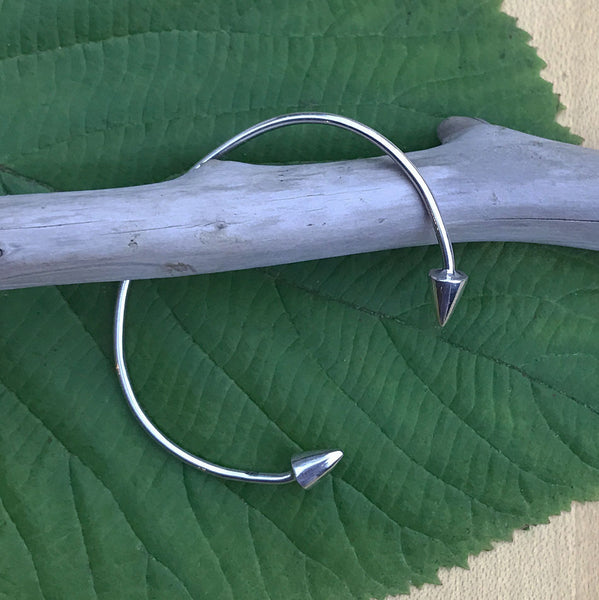 Fair trade sterling sliver bracelet handmade in Mexico