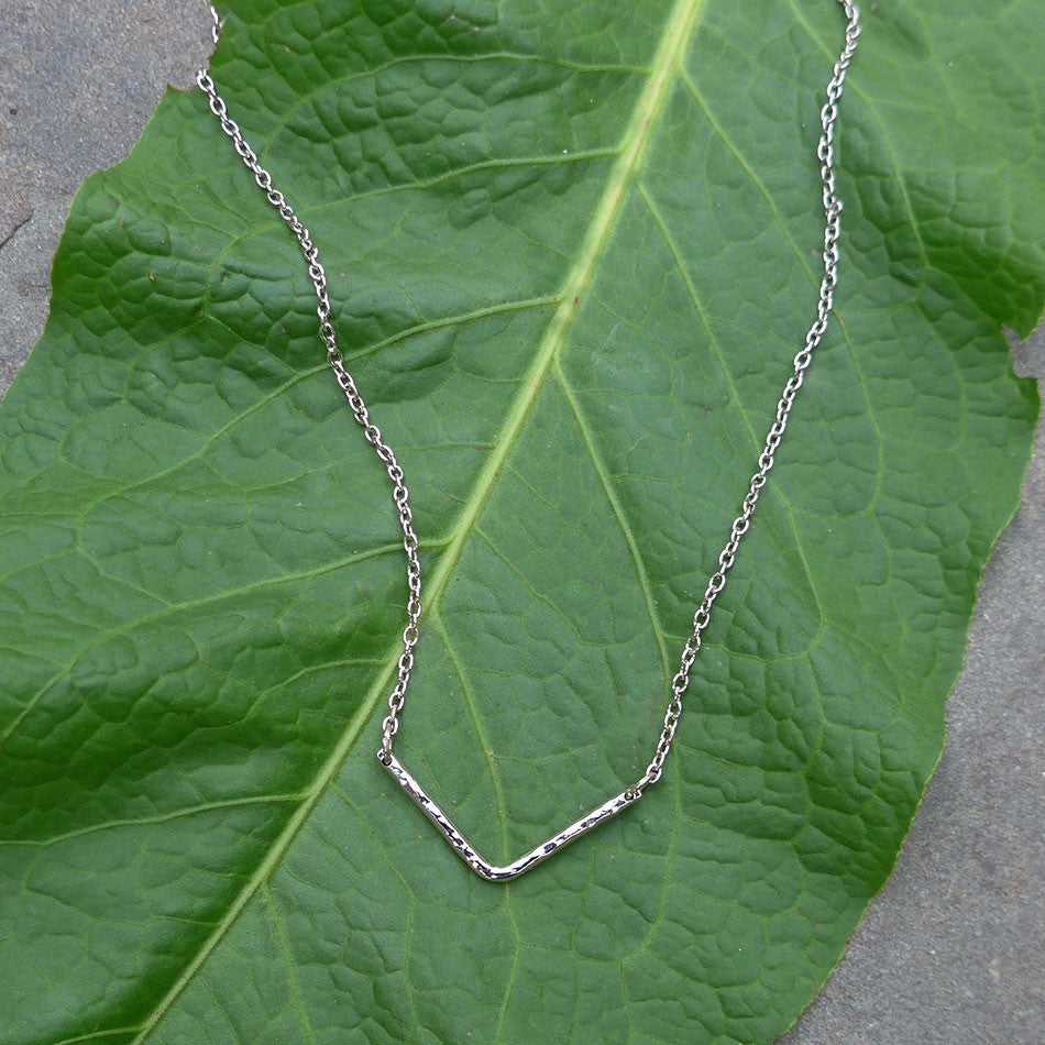 Journey Necklace - Silver, India