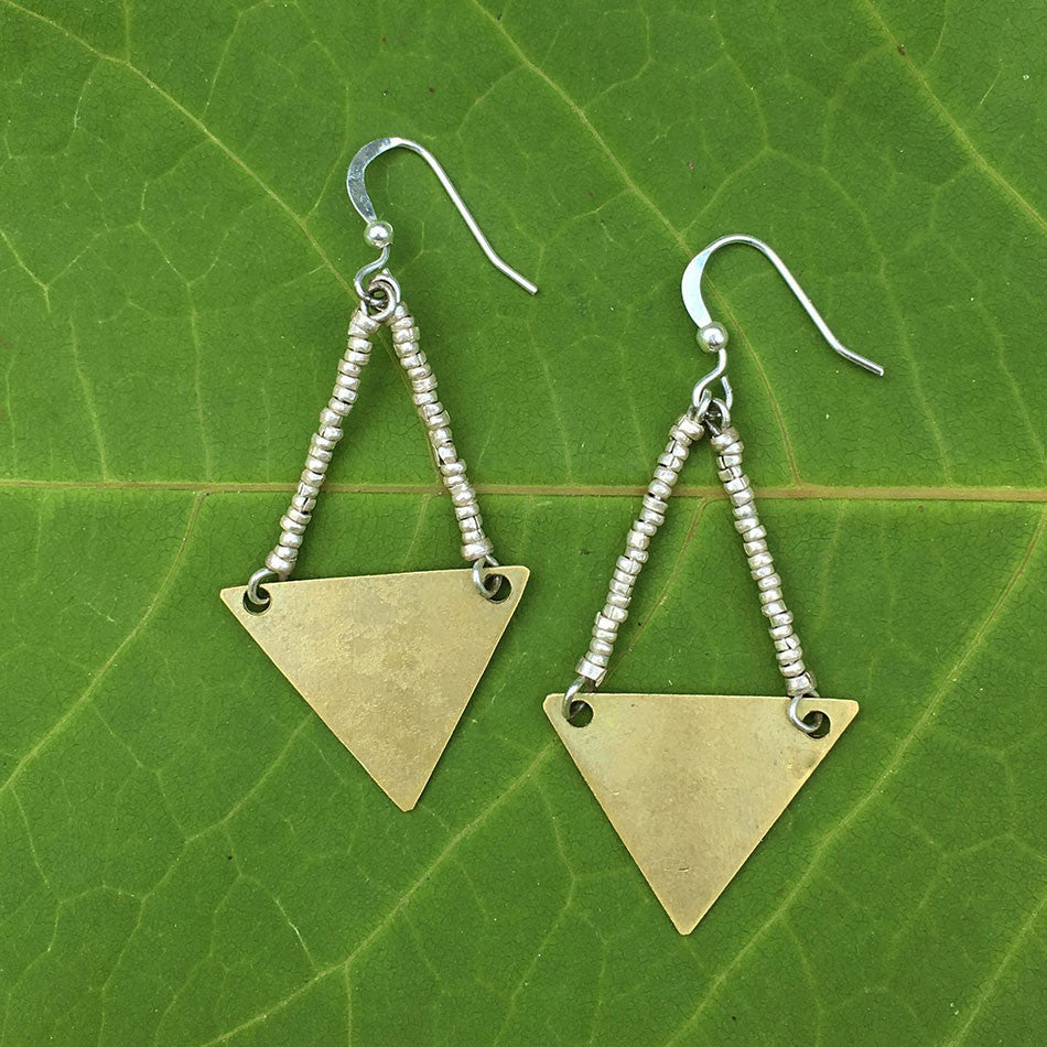 Vitality Earrings -, Ethiopia
