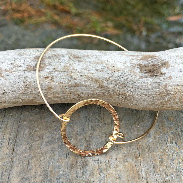 Fair trade brass bracelet human trafficking
