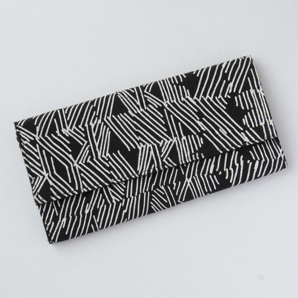 Handmade Fair Trade clutch wallet made by women in Cambodia