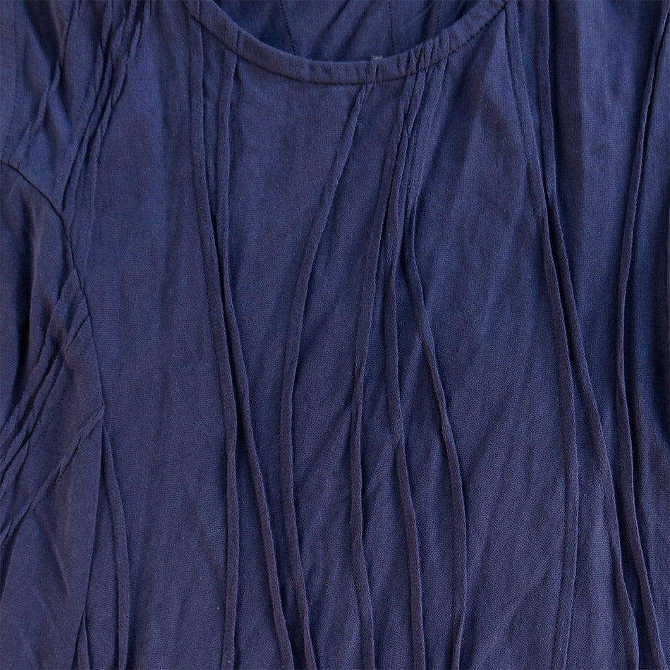 Cotton Pocket Tunic -Denim, Nepal