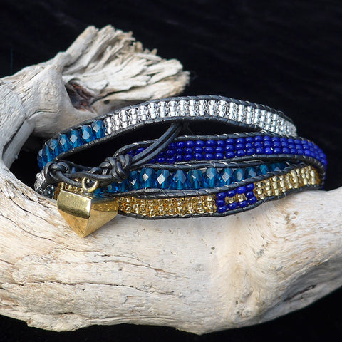 fairtradewrapbraceletblue