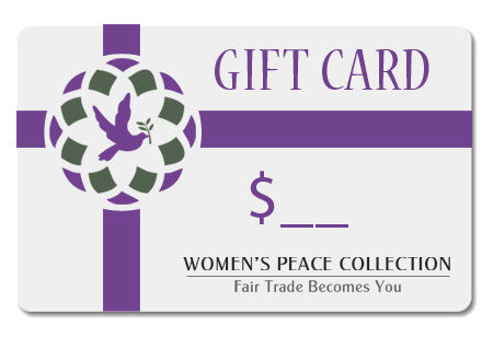Gift Card - Starting at $25