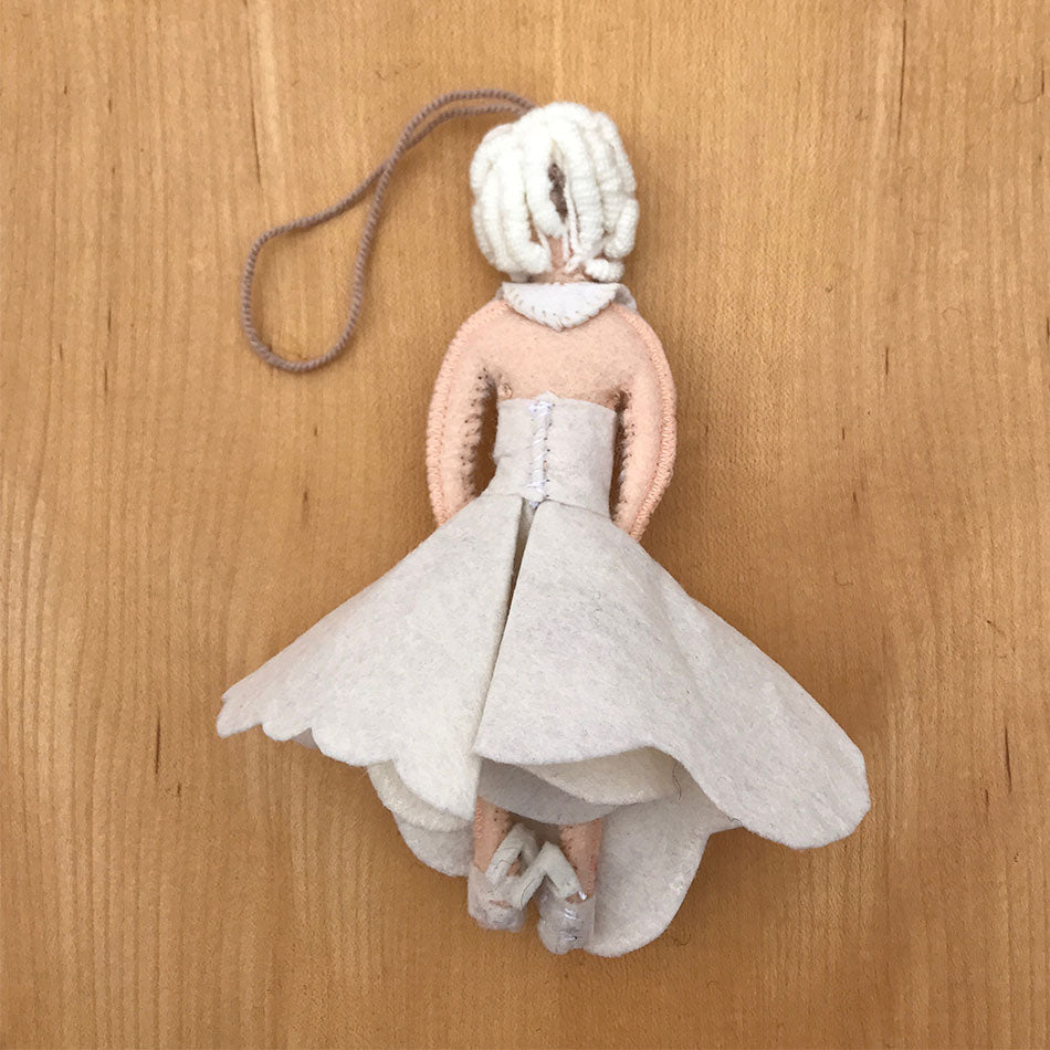 Marilyn Monroe Ornament, Kyrgyzstan