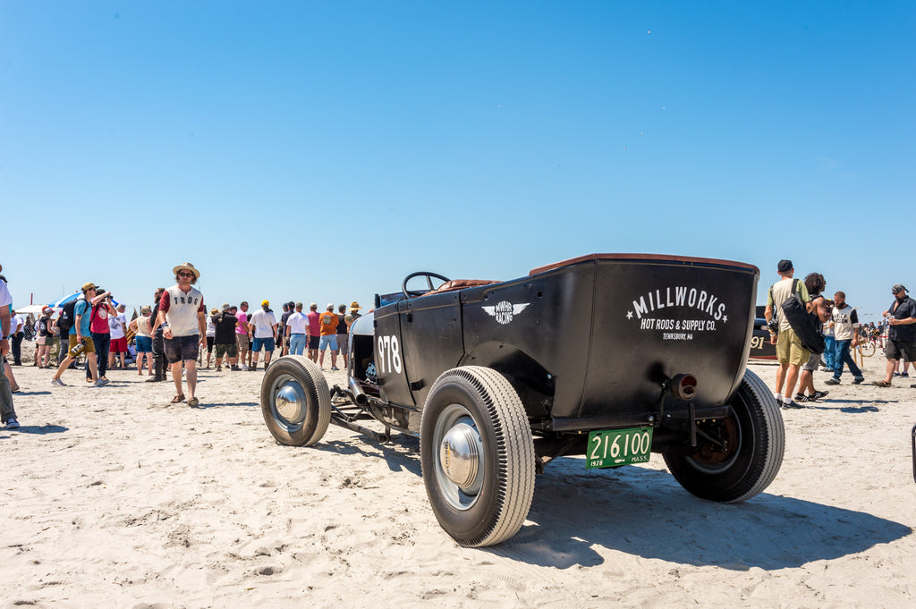1928 Ford Phaeton TROG Race car for sale – Millworks Hot Rod